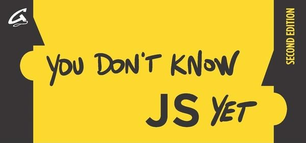Book Review : You don't know JS yet
